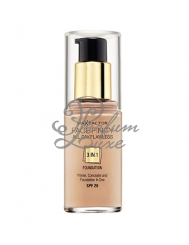 Max Factor - Face Finity 3in1 Foundation SPF20 Női dekoratív kozmetikum 35 Pearl Beige Smink 30ml