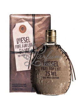 Diesel - Fuel for life Férfi parfüm (eau de toilette) EDT 50ml