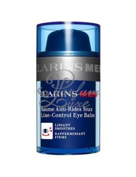 Clarins - Men Line Control Eye Balm Férfi dekoratív kozmetikum Arcbőr 20ml