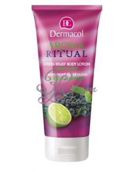 Dermacol - Aroma Ritual Body Lotion Grape&Lime Női dekoratív kozmetikum Szőlő lime-al Testápoló tej 250ml