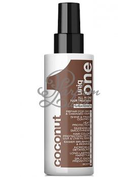 Revlon - Uniq One Coconut Női dekoratív kozmetikum Neoplachovací maszk 10v1 Hajmaszk 150ml