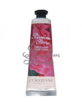 L'Occitane - Hand Cream Pivoine Flora Női dekoratív kozmetikum Kézápoló 30ml