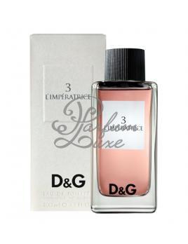 Dolce & Gabbana - L'imperatrice 3 Női parfüm (eau de toilette) EDT 100ml