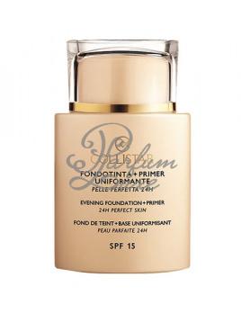 Collistar - Evening Foundation + Primer SPF 15 Női dekoratív kozmetikum 1, Hibátlan arcbőrre Smink 35ml