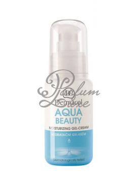 Dermacol - Aqua Beauty Moisturizing Gel-Cream Női dekoratív kozmetikum Nappali krém minden bőrtípusra 50ml
