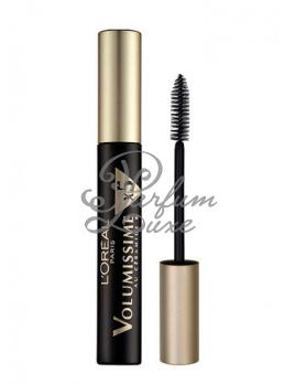 L'Oreal Paris - Mascara Volumissime x5 Női dekoratív kozmetikum Extra Black Szempillaspirál 7,5ml