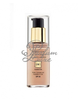Max Factor - Face Finity 3in1 Foundation SPF20 Női dekoratív kozmetikum 45 meleg Almond Smink 30ml