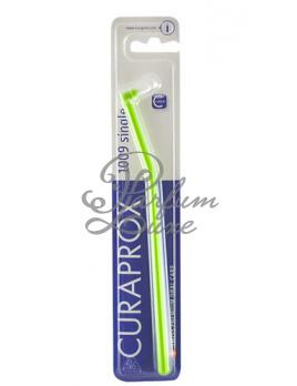 Curaprox - 1009 Single Uniszex dekoratív kozmetikum Fogkefe 1db