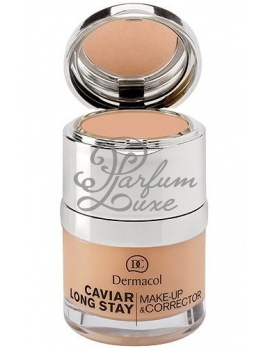 Dermacol - Caviar Long Stay Make-Up & Corrector 1 Női dekoratív kozmetikum 01 Ráncok elleni készítmény 30ml