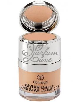 Dermacol - Caviar Long Stay Make-Up & Corrector 3 Női dekoratív kozmetikum 03 Ráncok elleni készítmény 30ml