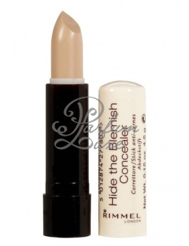 Rimmel London - Hide The Blemish Concealer Stick Női dekoratív kozmetikum 001 Ivory Smink 4,5g