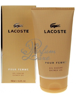 Lacoste - Pour Femme Női dekoratív kozmetikum Tusfürdő gél 150ml