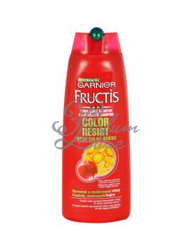 Garnier - Fructis Color Resist Shampoo Női dekoratív kozmetikum Festett és melírezett hajra Sampon színes, sérült hajra 250ml
