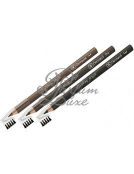 Dermacol - Eyebrow Pencil No.3 Eyebrow pencil Női dekoratív kozmetikum Szemkihúzó 1,6g