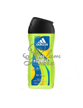 Adidas - Get Ready! Férfi dekoratív kozmetikum Tusfürdő gél 400ml