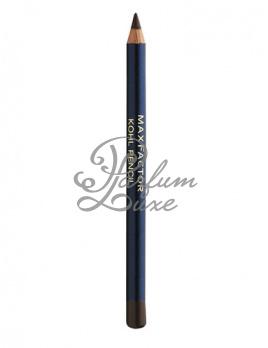 Max Factor - Kohl Pencil Női dekoratív kozmetikum 020 Black Szemkihúzó 3,5g