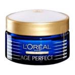 L'Oreal Paris - Age Perfect Night Cream Női dekoratív kozmetikum Ráncok elleni készítmény 50ml