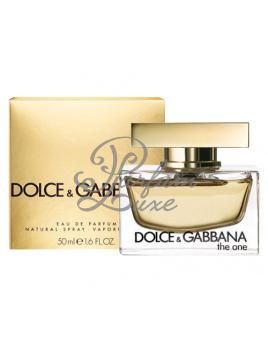 Dolce & Gabbana - The One Női parfüm (eau de parfum) EDP 75ml