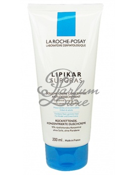 La Roche-Posay - Lipikar Surgras Shower Cream Női dekoratív kozmetikum Tusfürdő gél 200ml
