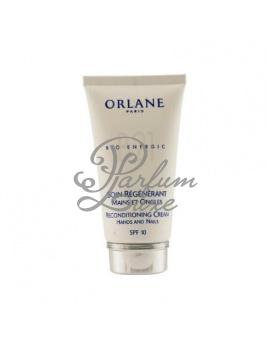 Orlane - Hand And Nail Cream SPF10 Női dekoratív kozmetikum Kézápoló 75ml