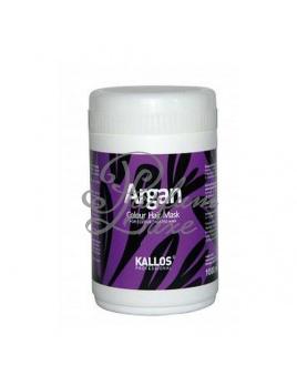 Kallos - Argan Colour Hair Mask Női dekoratív kozmetikum Maszk festett hajra Hajmaszk 275ml