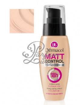Dermacol - Matt Control MakeUp 1 Női dekoratív kozmetikum Smink 30ml