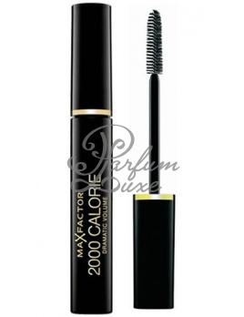 Max Factor - 2000 Calorie Dramatic Volume Mascara Női dekoratív kozmetikum Black Szempillaspirál 9ml