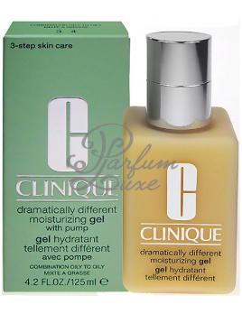 Clinique - Dramatically Different Moisturizing GEL With PUMP Női dekoratív kozmetikum Kombinált és Zsíros arcbőr Nappali krém normál és kombinált bőrre 125ml