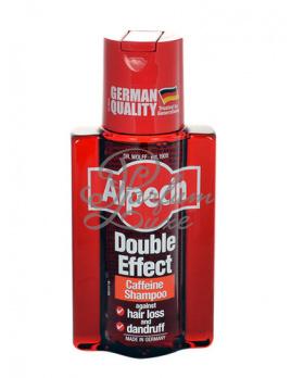 Alpecin - Double Effect Caffeine Shampoo Női dekoratív kozmetikum Korpásodás és hajhullás ellen Korpásodás elleni készítmény 200ml