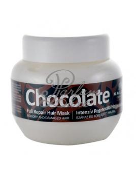 Kallos - Chocolate Full Repair Hair Mask Női dekoratív kozmetikum Maszk száraz és sérült hajra Hajmaszk 275ml