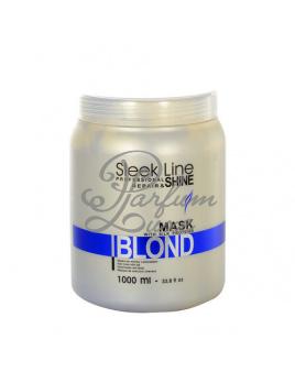 Stapiz - Sleek Line Blond Mask Női dekoratív kozmetikum szőke hajra Hajmaszk 1000ml