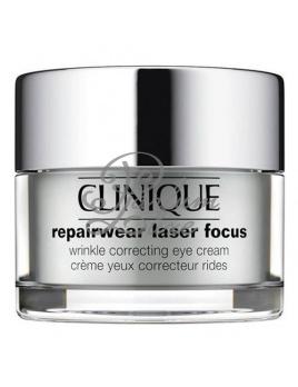 Clinique - Repairwear Laser Focus Eye Cream Női dekoratív kozmetikum Szemkörnyékápoló 15ml