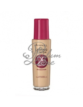 Rimmel London - Lasting Finish 25h Foundation Női dekoratív kozmetikum 103 True Ivory Smink 30ml