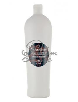 Kallos - Chocolate Full Repair Conditioner Női dekoratív kozmetikum Kondicionáló száraz és sérült hajra Kondicionáló színes, sérült hajra 1000ml