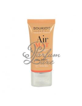 BOURJOIS Paris - Air Mat Foundation SPF10 Női dekoratív kozmetikum 06 Golden Sun Smink 30ml