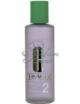 Clinique - Clarifying Lotion 2 Női dekoratív kozmetikum Tisztító víz 400ml