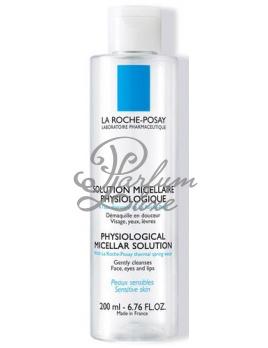 La Roche-Posay - Physiological Micellar Solution Női dekoratív kozmetikum Fiziológiai sminklemosó víz Sminklemosó készítmény 200ml