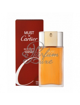 Cartier - Must Női parfüm (eau de toilette) EDT 50ml