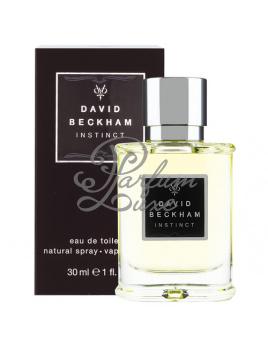 David Beckham - Instinct Férfi parfüm (eau de toilette) EDT 30ml