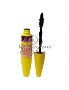 Maybelline - Mascara Colossal Go Extreme Volum Női dekoratív kozmetikum Very Black Szempillaspirál 9,5ml
