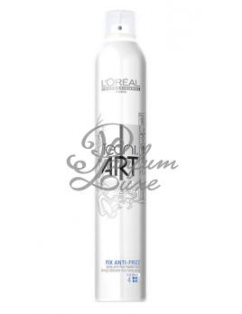 L'Oreal Paris - Tecni Art Anti Frizz Fix Női dekoratív kozmetikum Fixáló spré Hajlakk 400ml