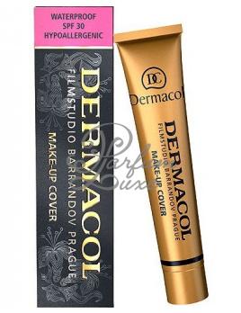 Dermacol - Make-Up Cover Női dekoratív kozmetikum 207 Smink 30g