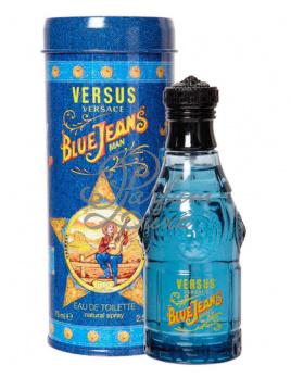 Versace - Jeans Blue Férfi parfüm (eau de toilette) EDT 75ml