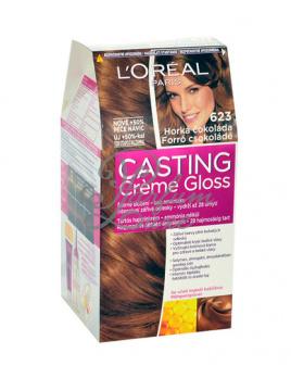 L'Oreal Paris - Casting Creme Gloss Női dekoratív kozmetikum 603 Chocolate Caramel, Hajfesték 1db
