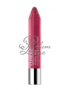 Clinique - Chubby Stick Lip Balm Női dekoratív kozmetikum 07 Super Epres Ajakápoló 3g