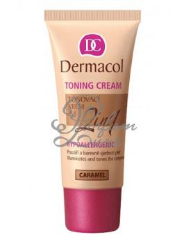 Dermacol - Toning Cream 2in1 Női dekoratív kozmetikum caramel, Minden arcbőr típus Smink 30ml