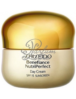 Shiseido - BENEFIANCE NutriPerfect Day Cream SPF15 Női dekoratív kozmetikum Nappali krém minden bőrtípusra 50ml