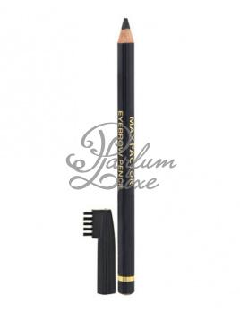 Max Factor - Eyebrow Pencil Női dekoratív kozmetikum 1 Ebony Szemkihúzó 3,5g