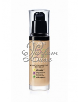 BOURJOIS Paris - 123 Perfect Foundation 16 Hour Női dekoratív kozmetikum 55 Dark Beige Smink 30ml