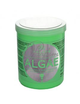 Kallos - Algae Moisturizing Hair Mask Női dekoratív kozmetikum Maszk sérült hajra Hajmaszk 1000ml